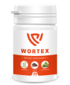 Wortex livre-se de Parasitas e Toxinas de forma Natural e Segura